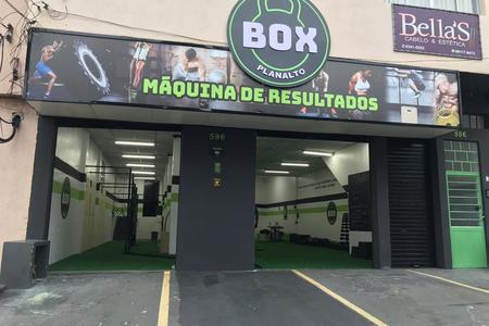 Box Planalto