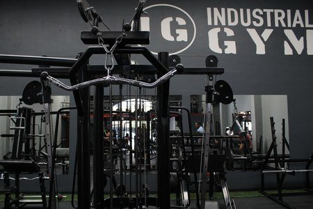 Industrial Gym -