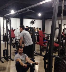 Base Corporal Fitness -