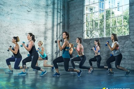 Jazzercise Interlomas Fitness Center -