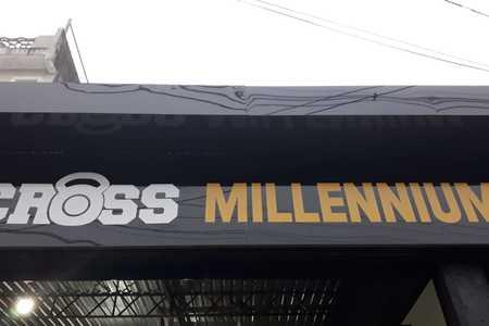 Cross Millennium -