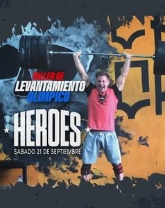 Heroes Crossfit Tortuguitas -