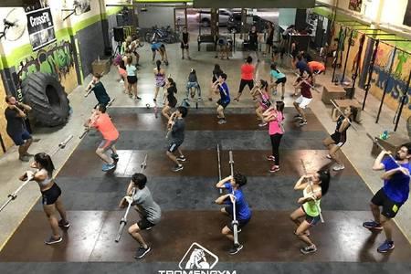 Tromen gym -