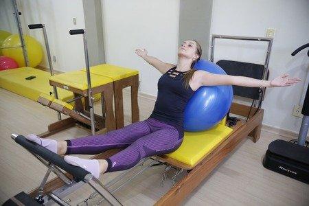 Clinica de Tratamento de Coluna Pilates -