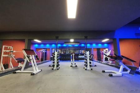 COLISEO GYM