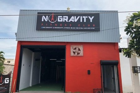 No Gravity Fitness Club Prados del Tepeyac -