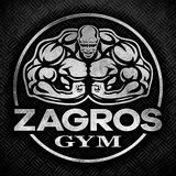Zagros Gym - logo