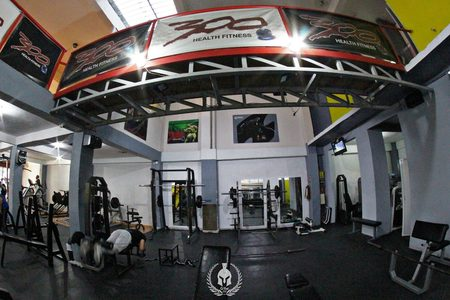 Gym 300 -