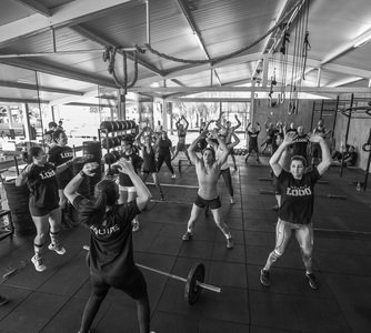 CrossFit 1000 -
