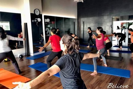 Believe Fitness Studio -