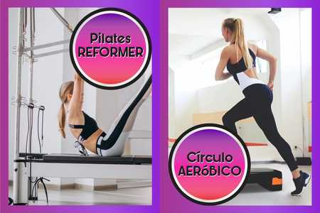 Pilates Twins -