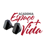 Academia Espaço Vida + - logo