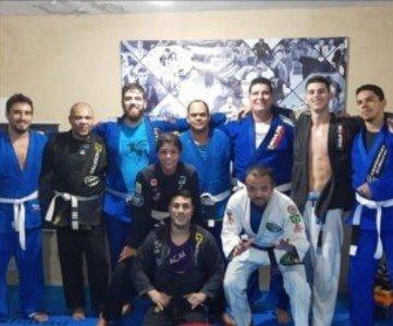 Equipe Ruy Camargo bjj -
