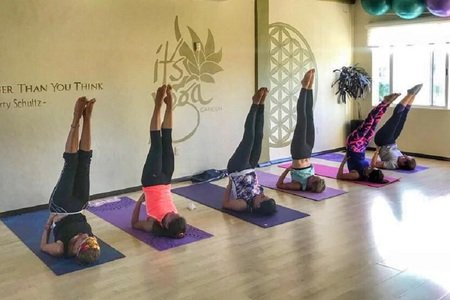 Its Yoga Cancún