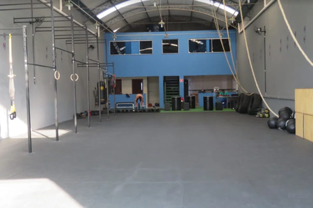 CrossHope Box Training -
