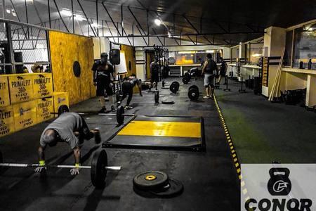 CONQR CrossFit -