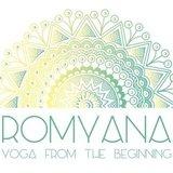 Romyana Yoga - logo