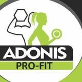 Adonis Pro Fit - logo