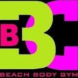 Beach Body Gym - logo