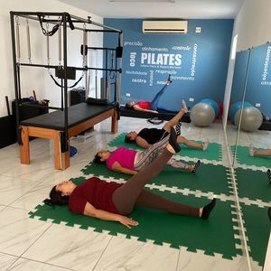 Studio Pilates Juliana Vieira e Mayara Machado -