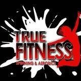 True Fitness - logo