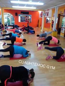 Cuauhtemoc Gym