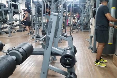 Academia Topázio Fitness