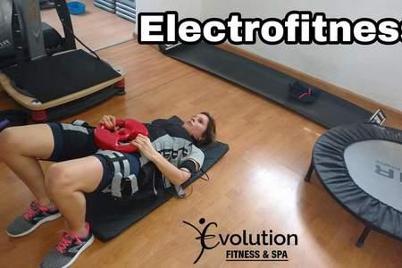 Evolution Fitness y Spa