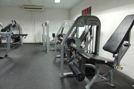 Max Fitness Academia