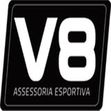 V8 Assessoria - logo