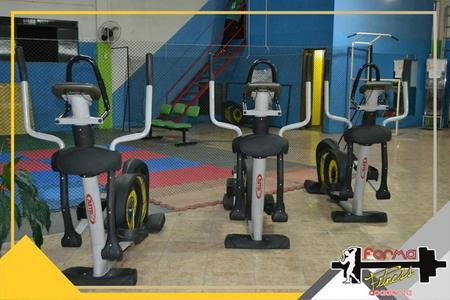Academia Forma Fitness -