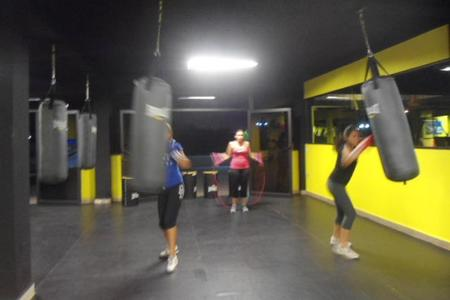X-GYM TRX and Boxing
