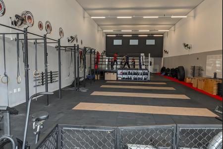 Centro de Treinamento Gracie -