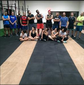 Kia ora CrossFit -