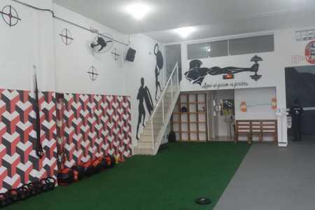 Espaço Olympia Fitness