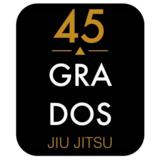 45 Grados Jiu Jitsu - logo