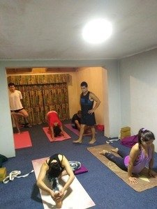 Nómade Yoga -