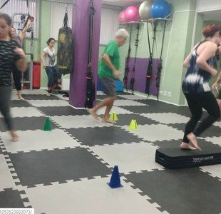 Studio Esdras Treinamento Físico -