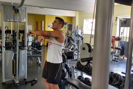 Academia 20V Fitness