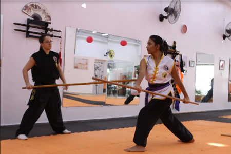 Escola de Kung Fu Leão Chines