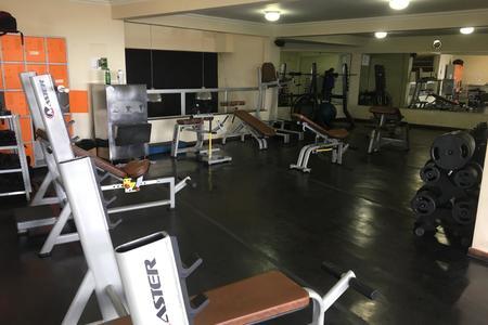 Olimpo Fitness -