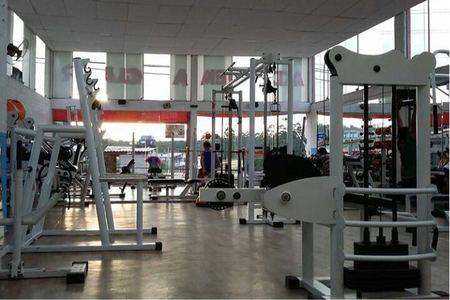 Academia Fitness Jaguar -