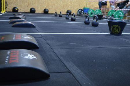 Woden Fitness Club -