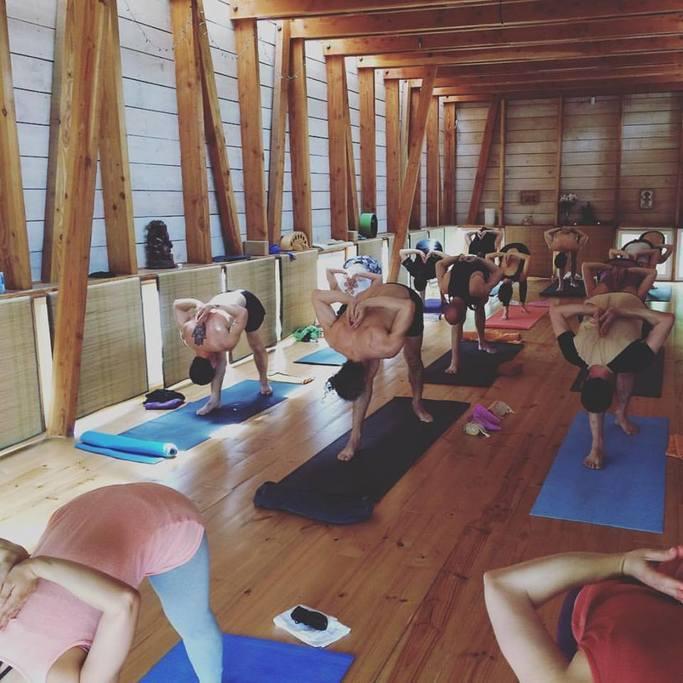 yoga nunoa diego de almagro