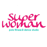 Superwoman Pole Fitness - logo
