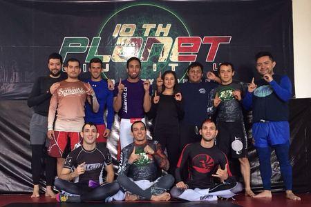 10th Planet Jiu Jitsu Mexico