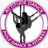 Attitude Dance Pole Fitness - logo