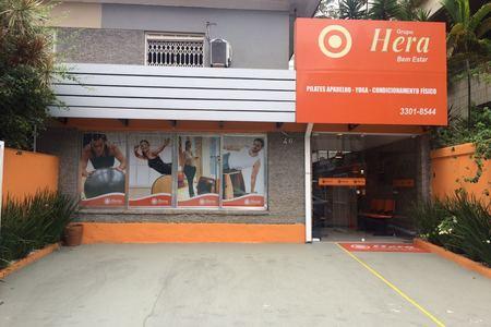 Studio Hera Pilates Unidade Boqueirão -