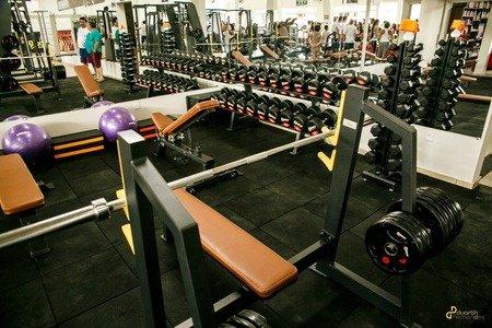 Academia Sport Fitness - Turmalina -