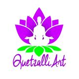 Quetzalli Art Yoga - logo